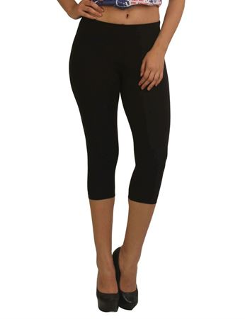 frenchtrendz-cotton-spandex-black-capri