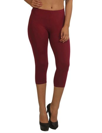 frenchtrendz-cotton-spandex-dark-violet-capri