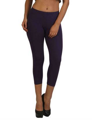frenchtrendz-cotton-spandex-purple-capri