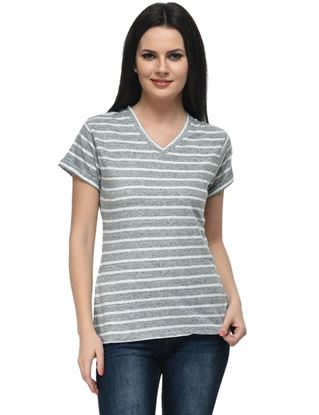 frenchtrendz-rolled-sleeve-grey-white-stripes-top