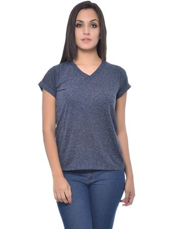 frenchtrendz-cotton-slub-rolled-sleeve-neps-navy-top