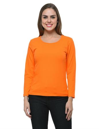 frenchtrendz-bateu-neck-cotton-spandex-orange-top