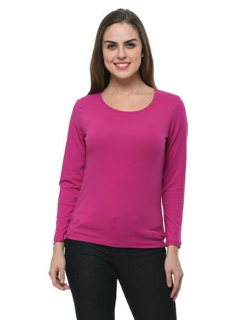 frenchtrendz-bateu-neck-cotton-spandex-violet-top