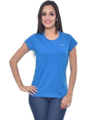 frenchtrendz-round-neck-cotton-blue-t-shirt