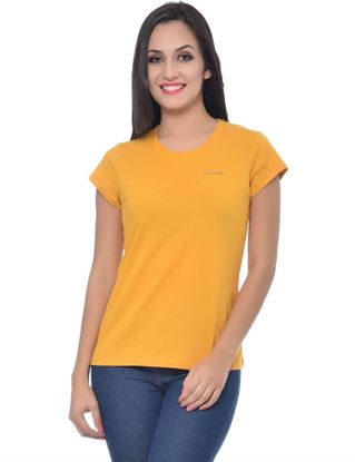 frenchtrendz-round-neck-cotton-mustard-t-shirt