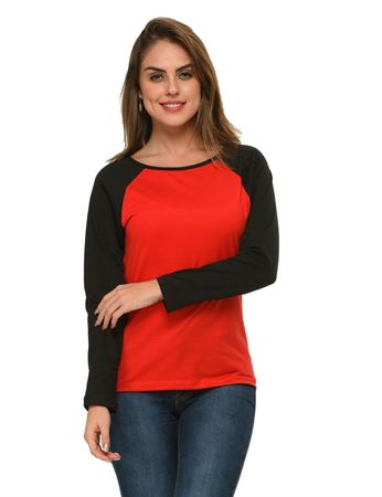 frenchtrendz-cotton-raglan-red-black-full-sleeves-top