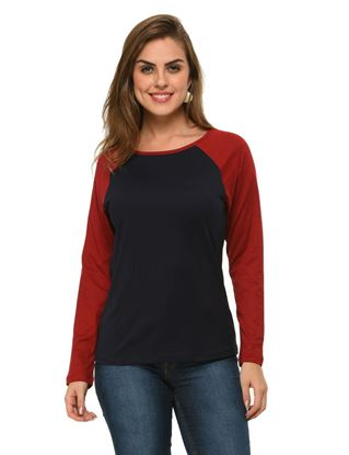 frenchtrendz-cotton-raglan-navy-maroon-full-sleeves-top