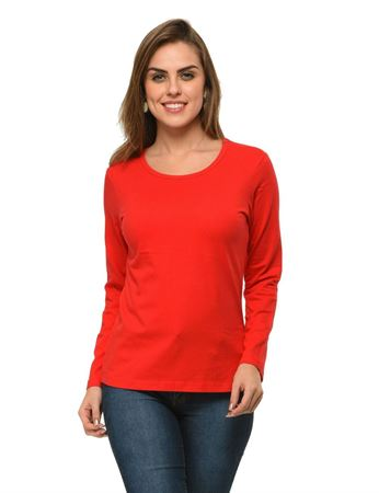 frenchtrendz-cotton-red-full-sleeves-top