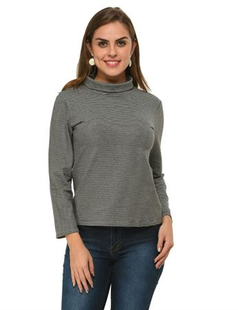 frenchtrendz-cotton-spandex-black-grey-highneck-winter-top