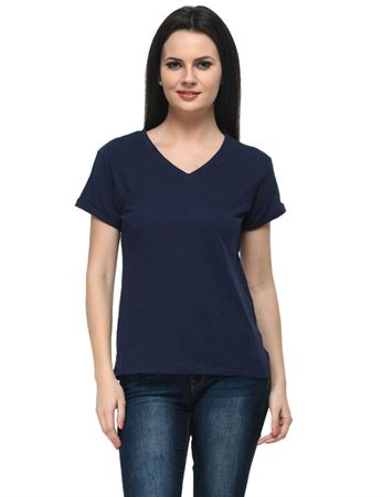 frenchtrendz-v-neck-cotton-slub-navy-top