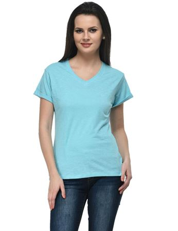 frenchtrendz-v-neck-cotton-slub-turq-top