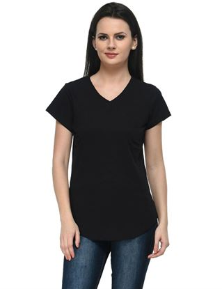 frenchtrendz-v-neck-long-cotton-slub-black-top