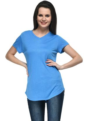 frenchtrendz-v-neck-long-viscose-slub-blue-top