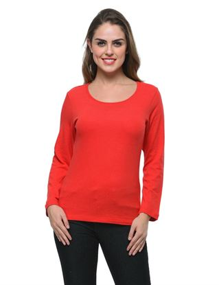 frenchtrendz-bateu-neck-cotton-red-top