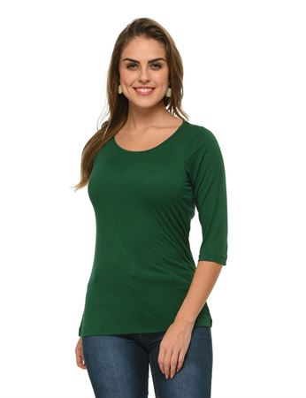 frenchtrendz-bateu-neck-viscose-dark-green-top