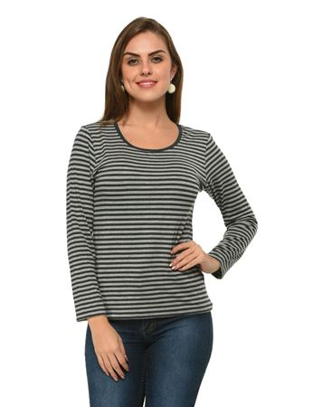 frenchtrendz-bateu-neck-viscose-spandex-charcoal-grey-stripe-top