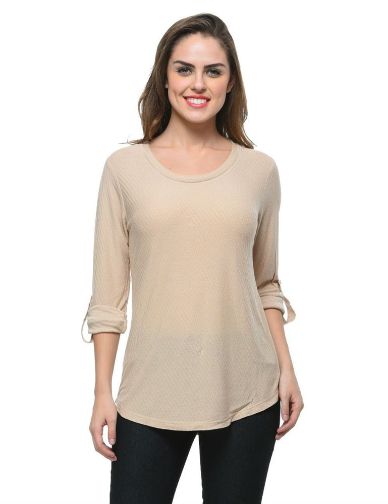 frenchtrendz-viscose-pointelle-beige-top