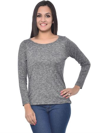 frenchtrendz-round-neck-grindle-black-top