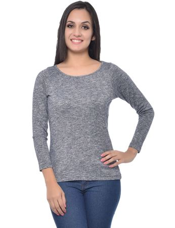 frenchtrendz-round-neck-grindle-navy-top
