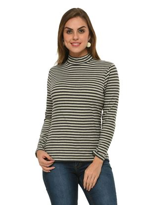 frenchtrendz-cotton-spandex-grey-charcoal-highneck-top