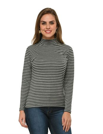 frenchtrendz-viscose-spandex-grey-charcoal-highneck-top
