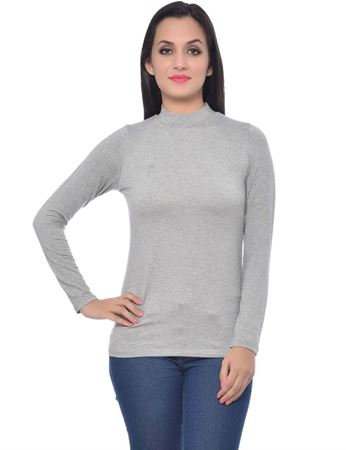 frenchtrendz-long-neck-grey-top