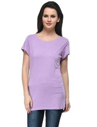 frenchtrendz-round-neck-long-viscose-levender-top