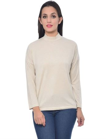 frenchtrendz-viscose-spandex-long-neck-drop-shoulder-oatmeal-top