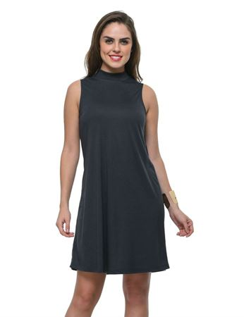 frenchtrendz-poly-viscose-slate-dress