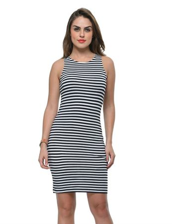 frenchtrendz-viscose-spandex-stripe-fitted-white-navy-dress