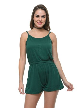 frenchtrendz-poly-viscose-dark-green-romper