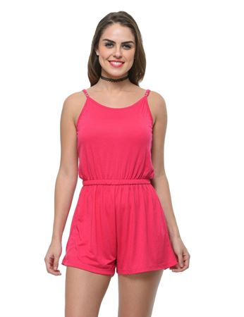 frenchtrendz-poly-viscose-pink-romper
