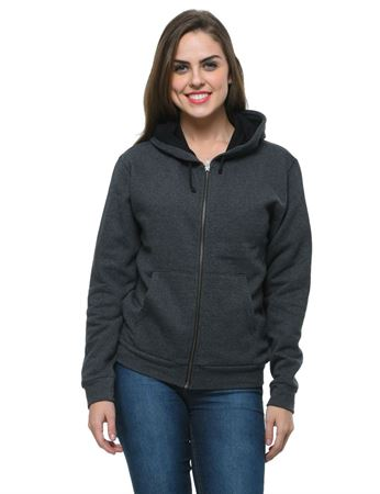 frenchtrendz-charcoal-cotton-fleece-zipper-hoodie