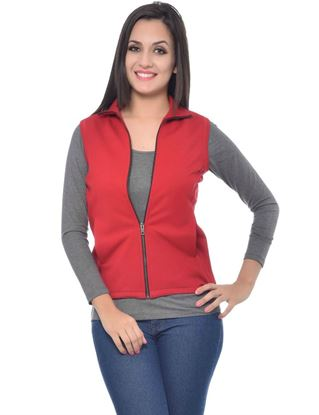 frenchtrendz-red-sleeveless-jacket