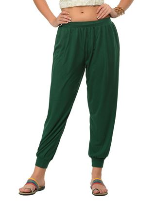 frenchtrendz-dark-green-harem-pants