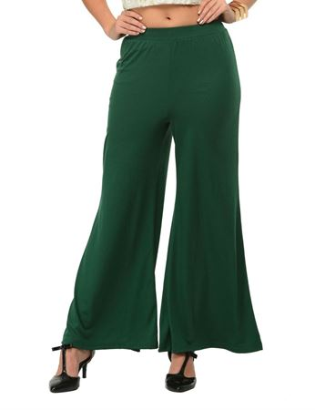frenchtrendz-dark-green-plazo-pants