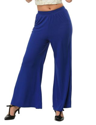 frenchtrendz-ink-blue-plazo-pants