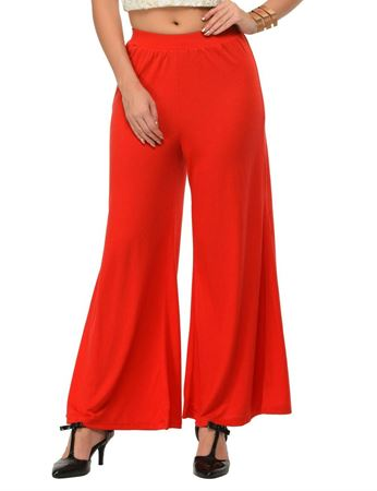 frenchtrendz-red-plazo-pants