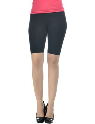 frenchtrendz-viscose-spandex-black-cycling-shorts