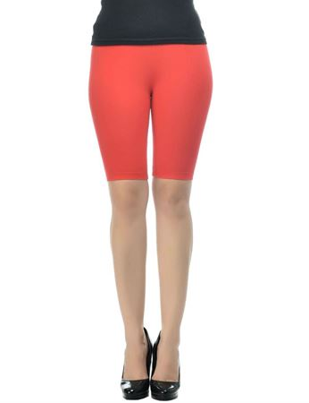 frenchtrendz-viscose-spandex-red-cycling-shorts