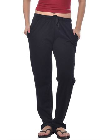 frenchtrendz-cotton-modal-black-winter-lower