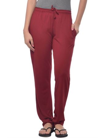 frenchtrendz-viscose-dark-maroon-plated-lower