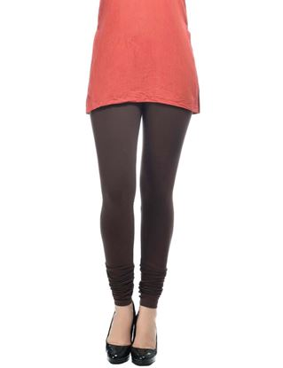 frenchtrendz-cotton-spandex-chocolate-churidar-legging
