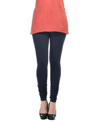 frenchtrendz-cotton-spandex-dark-navy-churidar-legging