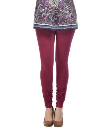 frenchtrendz-cotton-spandex-wine-churidar-legging
