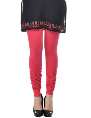 frenchtrendz-cotton-spandex-fuchsia-churidar-legging