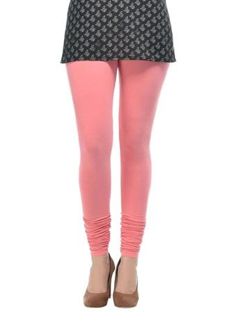 frenchtrendz-cotton-spandex-light-coral-churidar-legging