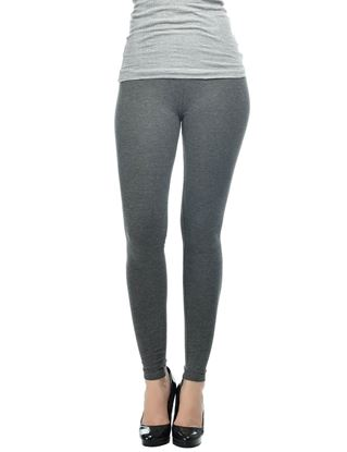 frenchtrendz-cotton-melange-charcoal-ankle-legging