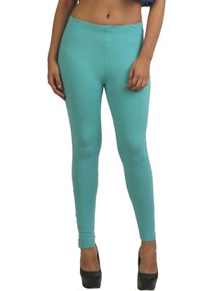 frenchtrendz-cotton-spandex-aqua-ankle-legging