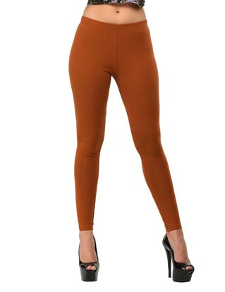 frenchtrendz-cotton-spandex-brown-ankle-legging